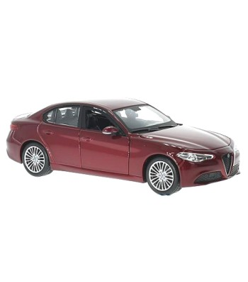 Alfa Romeo Giulia - Metallic Red