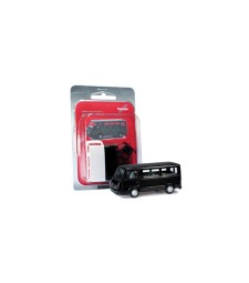 Herpa MiniKit: Mercedes-Benz 100 D Bus - Deep Black