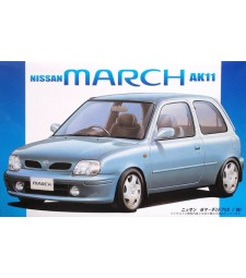 1:24 ID-75 Nissan AK11 March 3 Doors