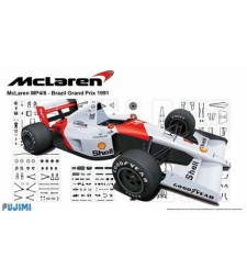 1:20 Mclaren Honda MP4-6 1991 Brazil - Grand Prix series