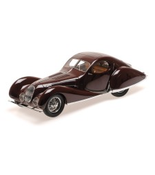 TALBOT LAGO T150-C-SS COUPE - 1937 - DARK RED L.E. 1002 pcs.