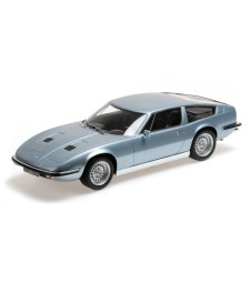 MASERATI INDY - 1970 - BLUE METALLIC L.E. 999 pcs.