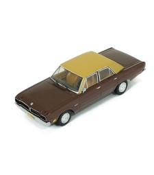 Dodge Dart Gran Sedan 1976 - Brown with Beige Roof