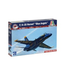 "1:72 Демонстрационен самолет на САЩ F/A- 18 HORNET  ""BLUE ANGELS"""
