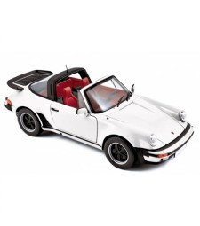 Porsche 911 Turbo Targa 1987 - White