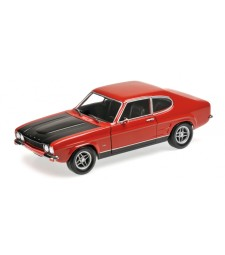 FORD CAPRI RS 2600 - 1970 - RED&BLACK (LHD)