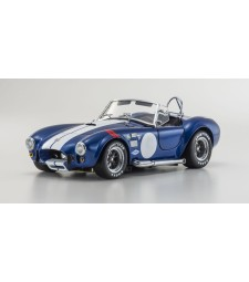 SHELBY COBRA 427 S-C - BLUE AND RED LINE (08045BLR)