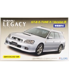 1:24 ID-77 Subaru legacy-to-ring wagon GT-B E-tunell/Version B window masking seal