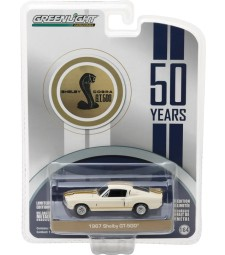 1967 Shelby GT500 – 50th Anniversary of the Shelby GT500 Solid Pack - Anniversary Collection Series 5