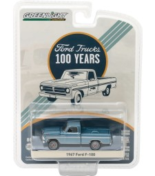 1967 Ford F-100 Ford Trucks 100 Years Solid Pack - Anniversary Collection Series 5