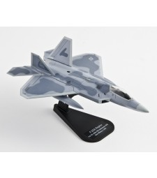 1:100 F-22A RAPTOR - Die Cast Model