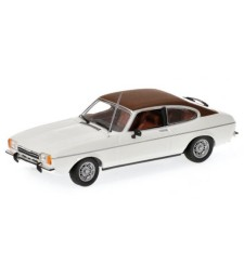 FORD CAPRI II - 1974 - WHITE L.E. 1008 pcs.
