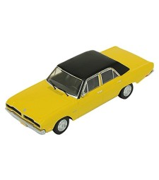 DODGE DART Gran Sedan 1976 Yellow with Black Roof