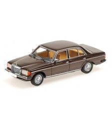 MERCEDES-BENZ 280E (W123) - 1976 - BROWN METALLIC L.E. 1008 pcs.