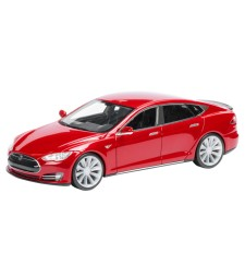 TESLA Model S, red   L.E 1000 pcs.