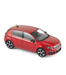 Peugeot 308 GT 2017 - Ultimate Red