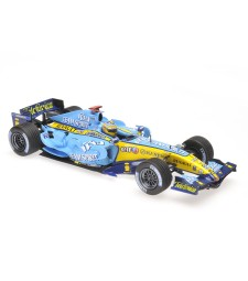 RENAULT F1 R26 - FERNANDO ALONSO - WORLD CHAMPION - 2006