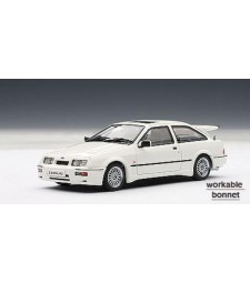 FORD SIERRA RS COSWORTH - WHITE
