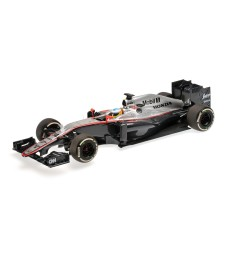 MCLAREN HONDA MP4-30 - FERNANDO ALONSO - 2015