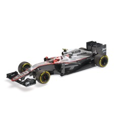 MCLAREN HONDA MP4-30 - JENSON BUTTON - 2015 - AUSTRALIAN GP 2015