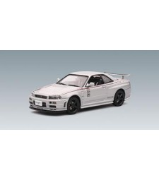 NISSAN SKYLINE R34 NISMO Z-TUNE VERSION 2001 - SILVER