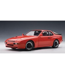 PORSCHE 924 CARRERA GT 1980 - GUARDS RED