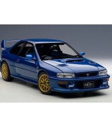 SUBARU IMPREZA 22B (BLUE) (UPGRADED VERSION)
