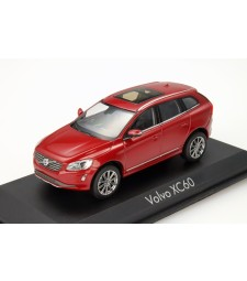 Volvo XC60 2013 Flamenco red