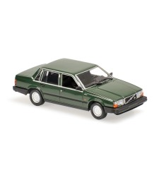 VOLVO 740 GL - 1986 - DARK GREEN - MAXICHAMPS