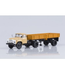 ZIL-130V1 with Trailer ODAZ-885
