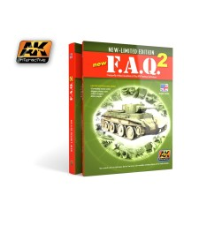 AK-038 BOOK FAQ 2 Limited Edition English