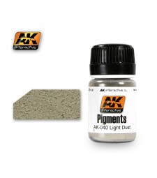 AK-040 LIGH DUST  (35 ml) - Пигмент