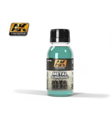 AK-159 METAL BURNISHING FLUID (100 ml) - Помощен продукт