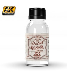 AK-582 DECAL ADAPTER SOLUTION (100 ml) - Помощен продукт
