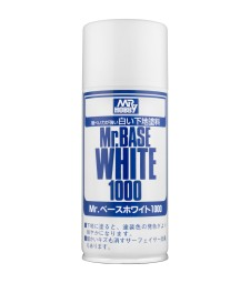 B-518 Mr. Бял грунд Base White 1000 Spray (180 ml)