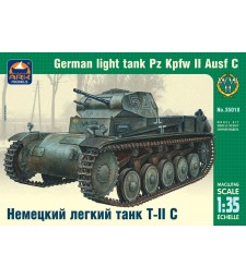 1:35 Pz.Kpfw.II Ausf.C German Light Tank