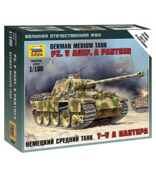 1:100 P.KPFW.V PANTHER AUSF.A