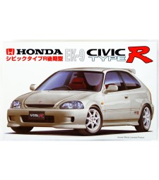 1:24 Inch Up Series 1:24 ID-88 inch up EK9 civic type R