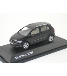 VOLKSWAGEN VW Golf VI Plus - black