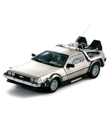 De Lorean - Back to the Future Part I (Stainless Steel)