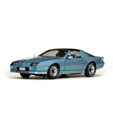 Chevrolet Camaro - Light Blue 1982