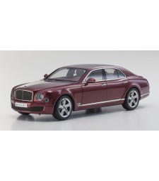 BENTLEY MULSANNE SPEED - 2014 - RUBINHO RED