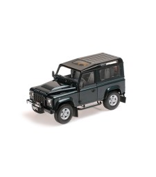 LAND ROVER DEFENDER 90 - ANTREE GREEN