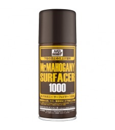 B-528 Спрей-грунд Mr. Mahogany Surfacer 1000 (170ml)