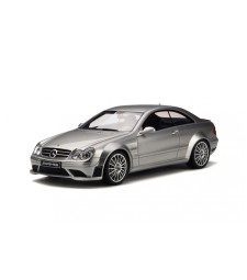 Mercedes-Benz CLK Black Series Irridium Silver 2008
