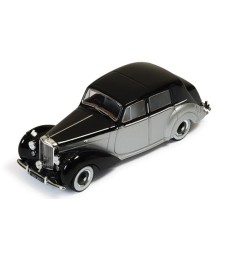 BENTLEY MK VI 1950 Black and Silver