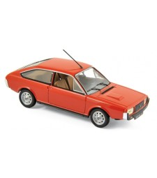 Renault 15 TL 1976 - Red