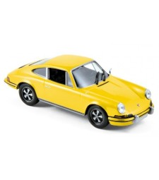 Porsche 911 S 2.4 1973 - Lemon Yellow