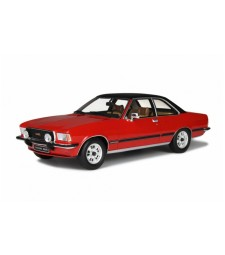 OPEL COMMODORE B GSE RED