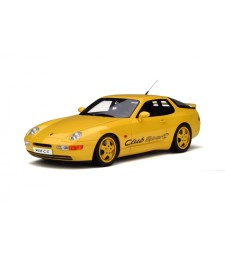 PORSCHE 968 CLUB SPORT YELLOW